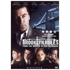 BROOKLYN RULES (DVD, 2011) Brand New Sealed All Star Cast is Outstanding - Great