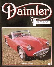 DAIMLER V8  SP 250 DART BOOK, LONG   jm