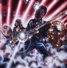 Thin Lizzy Lizzy Killer Album Cover Artwork 33x23 Art Print By Jim Fitzpatrick