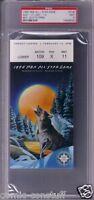 1994 NBA All-Star Game ticket stub graded PSA 9 MINT Scottie Pippen MVP T-Wolves