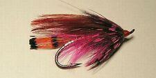 October Spey (pink) size #6 Salmon Steelhead Flies