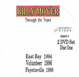 Billy Moyer Late Model DVD Special Through The Years 1994-2006