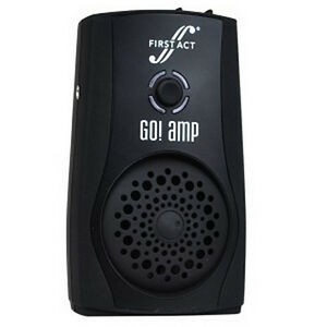First Act Go Amp iPod Nintendo DS, Sony PSP, Game Boy SPEAKER  Gaming Amplifier