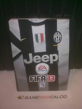 FIFA 13 STEEL BOX JUVE JUVENTUS PS3 XBOX 360 PC NEW METALLIC BOX EXCLUSIVE