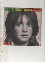 "OLIVIA NEWTON JOHN What is Life GERMAN 7"" w/PS 70s POP"
