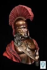 Alexandros Modelos Leonidas en Thermopylae Busto 1/10th sin pintar KIT