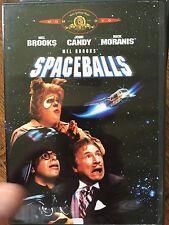 Mel Brooks John Candy SPACEBALLS ~ 1987 Sci-Fi Spoof: US Region 1 DVD