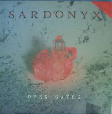 SARDONYX - Open Gates LP (Dream Rec., 1990) *rare Heavy Metal / Hard Rock Vinyl