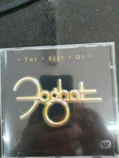 The Best Of Foghat  CD