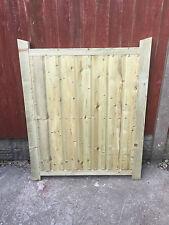 solid garden gate wooden garden gate 79 cm wide 90 cm high side gate small gate