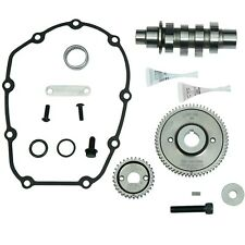 S&S Cycle 475G Gear Drive Camshaft Kit for Harley 2017-18 M8 Touring Models
