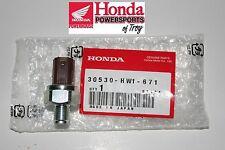 NEW OEM HONDA AQUATRAX F12X F15X R12X TURBO KNOCK SENSOR 30530-HW1-671