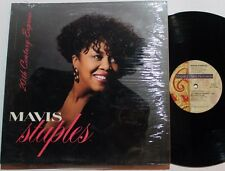 "MAVIS STAPLES"" 20th Century Express (0-21211) VINYL 12"" EP. US 1989-Presque comme neuf/Presque comme neuf"