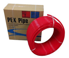 """3/4""""x 500' Red Oxygen Barrier Pex Tubing Piping System Radiant Heat"""