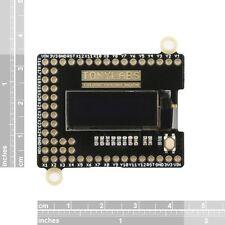 OLED Skin for PyBoard - 0.91'' 128X32 oled SSD1306 Driver IC