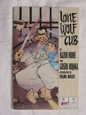 LONE WOLF & CUB #1 2 3 4 5 6 7 8 9 10 11-17 First Comics most NM