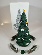 Department 56 Christmas Heritage Village Collection Town Tree 5565-4