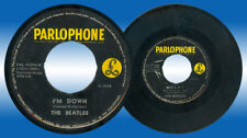 Philippines THE BEATLES Help 45 rpm Record