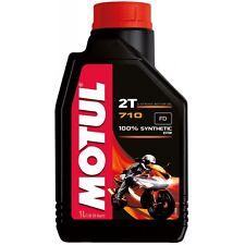 MOTUL Aceite lubricante MEZCLA 710 2T 1L