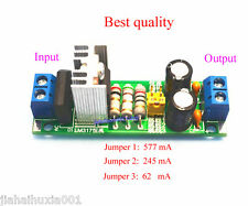 AC/DC LM317 Adjustable Linear Constant Current Power Supply Module 1.2-33V 1.5A
