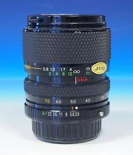 Soligor MC 28-70mm/3.9-4.8 Zoom Macro Lens Objektiv für Pentax K R-P/K - 200459