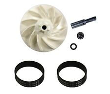 Kirby Heritage and Legend Impeller Fan and (2) Belt Kit - NEW