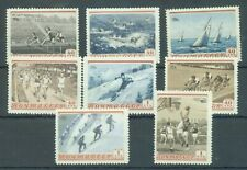 Russia 1954 Sports sg.1844-51 set of 8 MNH