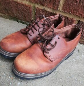 Alp Boots Brown Low Top (Size 9.5)