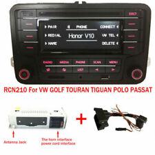 VW Autoradio RCN210 Bluetooth CD USB AUX GOLF TOURAN TIGUAN PASSAT POLO CADDY CC