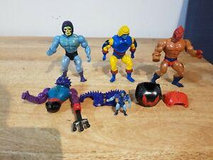 He-Man Masters Of The Universe MOTU Vintage Beaters Bundle *Read Description* UK