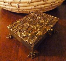 Pal Kepenyes Milagro Box - Bronze Sculpture - Hungarian - Mexican Modernist
