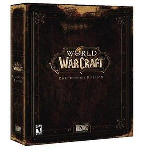 World of Warcraft - Classic Collectors Edition - Loot WoW Unused Vanilla + BOX