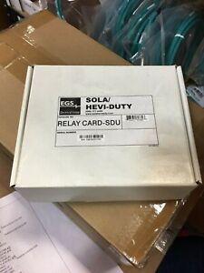 Sola Relaycard-SDU