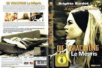 (DVD) Le mépris - Die Verachtung - Brigitte Bardot, Michel Piccoli, Jack Palance