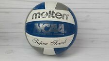 Molten NCAA Super Touch Volleyball IV58L-N Blue/Gray/White Official USA
