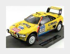 Peugeot 405 Turbo T16 #203 Winner Rally Paris Dakar 1990 TOPMARQUES 1:18 TMPD03A