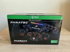 Fanatec Clubsport Formula V2 Steering Wheel