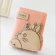 NEW Korean Ladies Wallet Cute My Neighbor Totoro Leather Wallet