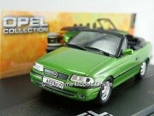 VAUXHALL OPEL ASTRA F CABRIOLET CAR MODEL 1/43RD SCALE 1992-1998 MINT (=)