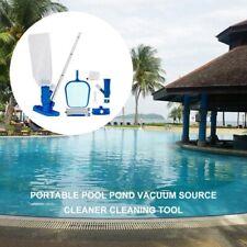 Basic Cleaning Maintenance Swimming Pool Kit With Vacuum、Net & Pole