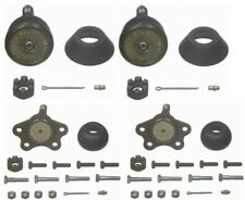For GMC C1500 Yukon Savana RWD Set of Front Upper & Lower Ball Joints Moog
