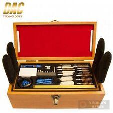 DAC GUNMASTER Gun Cleaning STATION 50-pc. + Storage .17-12GA 38287 FAST SHIP