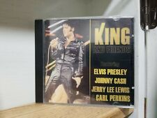 Rock n Roll Music - CD Album - The King And Friends, feat. Elvis, Johnny Cash