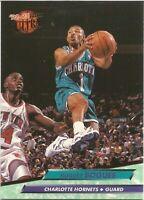 Muggsy Bogues Fleer Ultra 1992/93 - NBA Basketball Card #17