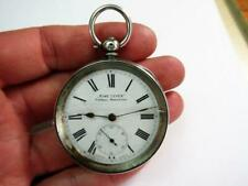 ANTIQUE SILVER CASED 'Acme Lever' POCKET, FOB WATCH by H. Samuel of Manchester!