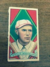 1912 T202 Hassan CLYDE ENGLE Panel BOSTON