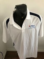 Mens Xlarge Collared Shirt Michelob Ultra Beer