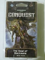 Warhammer 40,000 The Howl of Blackmane War Pack 60 cards NEW Conquest Game 40k