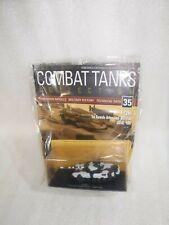 Deagostini Combat Tanks Collection Magazine & Model Issue No 35 Sealed New