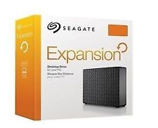 "4 TB Seagate Expansion 3.5"" USB External HDD with Power Adaptor STEB4000300"